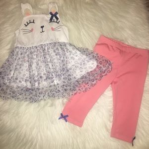 Little Girl Clothing Set